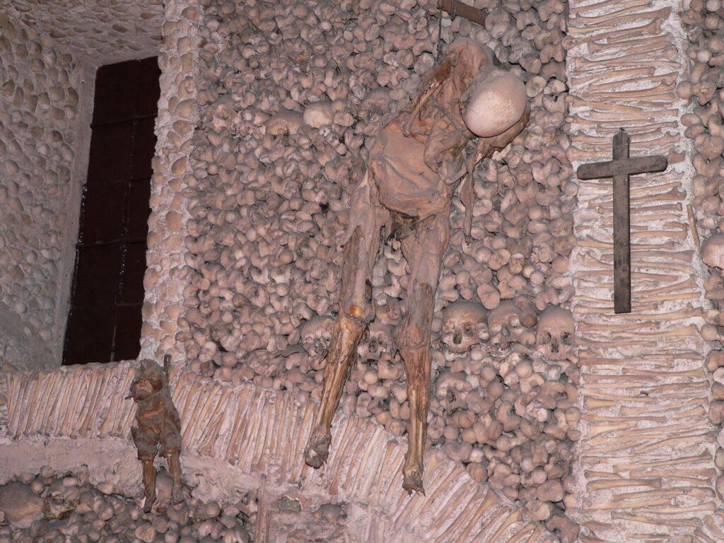 Capela dos Ossos Tourist Attractions