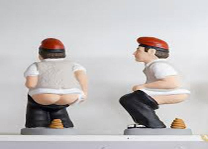 Catalonia the Caganer