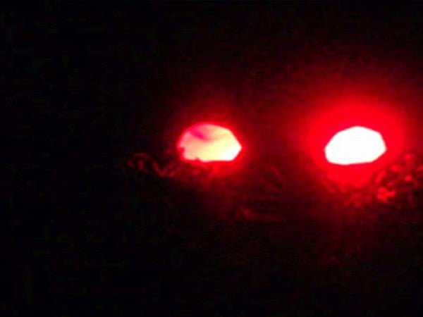 Red Glowing Eyes