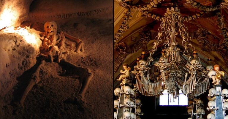 10+ Unexpectedly Creepy Tourist Attractions Just For You!