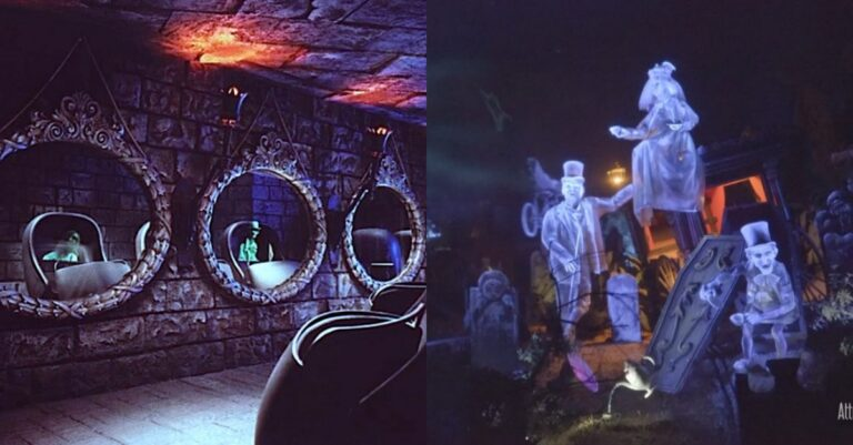 10 Creepy Urban Legends and Ghost Stories About Disneyland