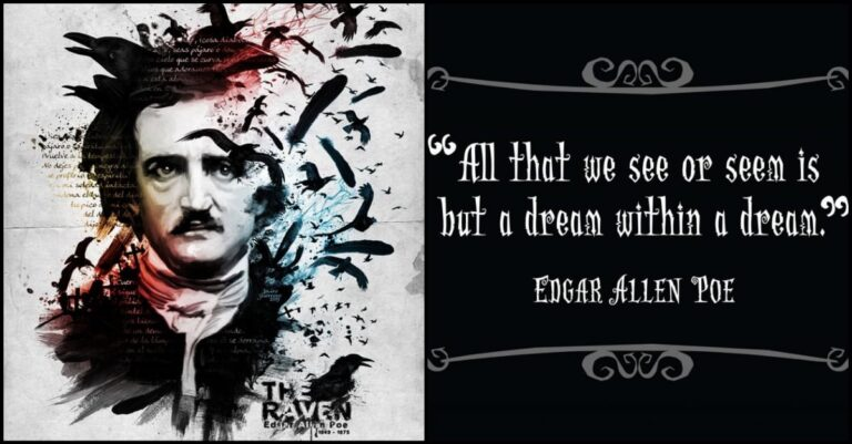 10 Facts About Edgar Allan Poe That No One Knows
