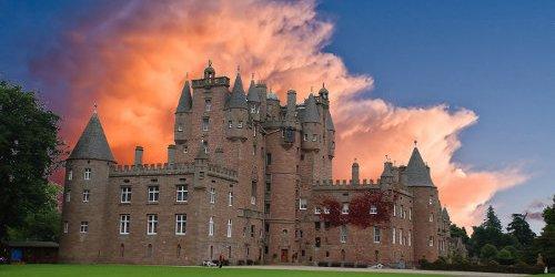 Glamis Castle Haunted Places