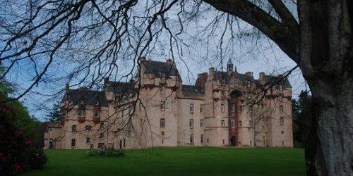 Fyvie Castle Haunted Places