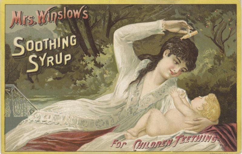 Soothing syrup Methods Of Treatments