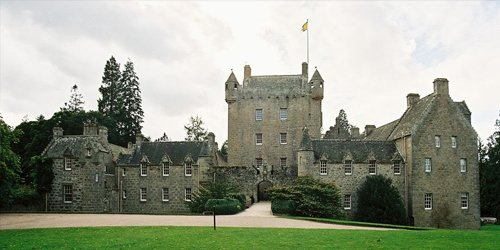 Cawdor Castle Haunted Places