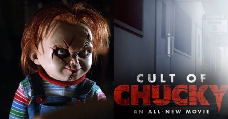 New Cult Of Chucky Trailer Will Send Shivers Down Your Spine