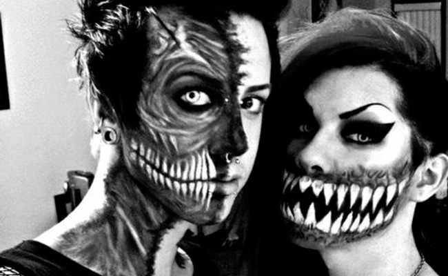6 Creepy Couple Halloween Costumes That Will Up Your Halloween Game