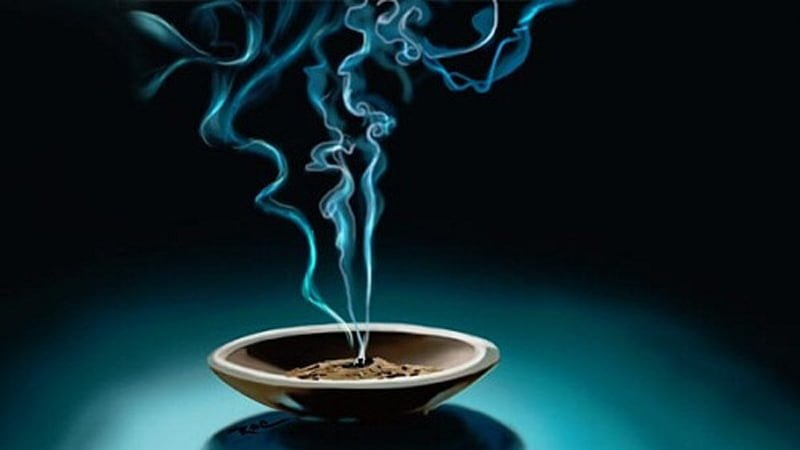 Coordinated Incense