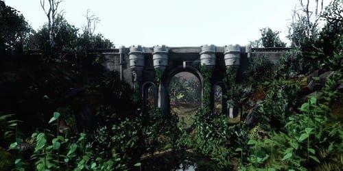 Overtoun Bridge Haunted Places