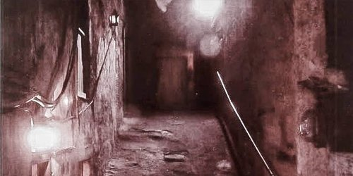 Mary King's Close Haunted Places