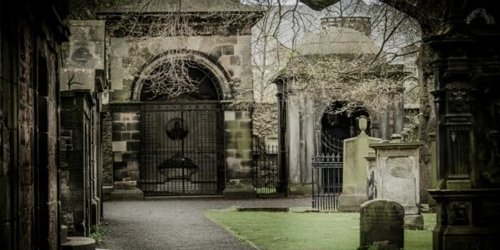 Greyfriar's Kirkyard Haunted Places