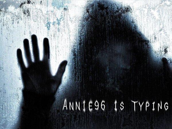 Annie96 Is Typing