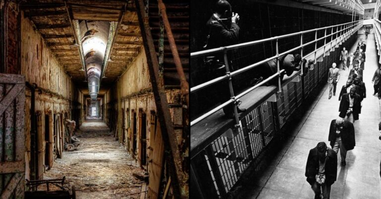 10+ Of The Creepiest Abandoned Prisons In World