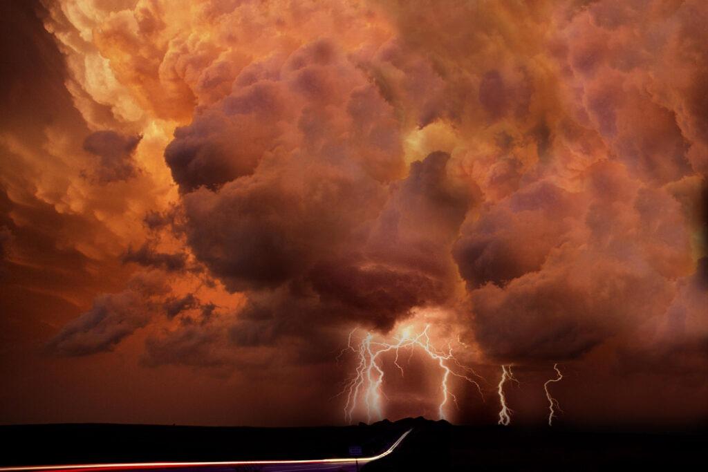 Catatumbo Lightning Natural Wonders