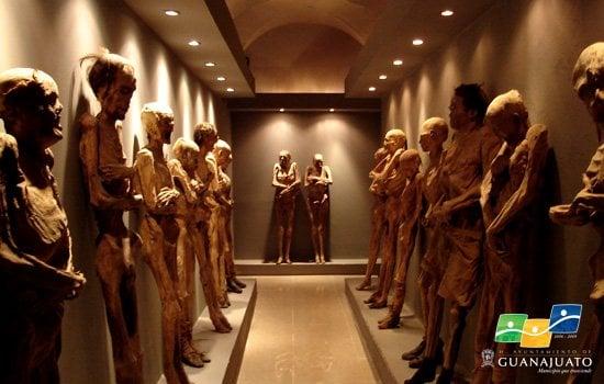 Museo de las Momias Tourist Attractions
