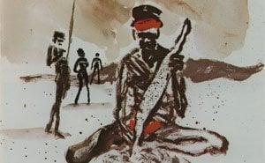 Aboriginal Body Exposure