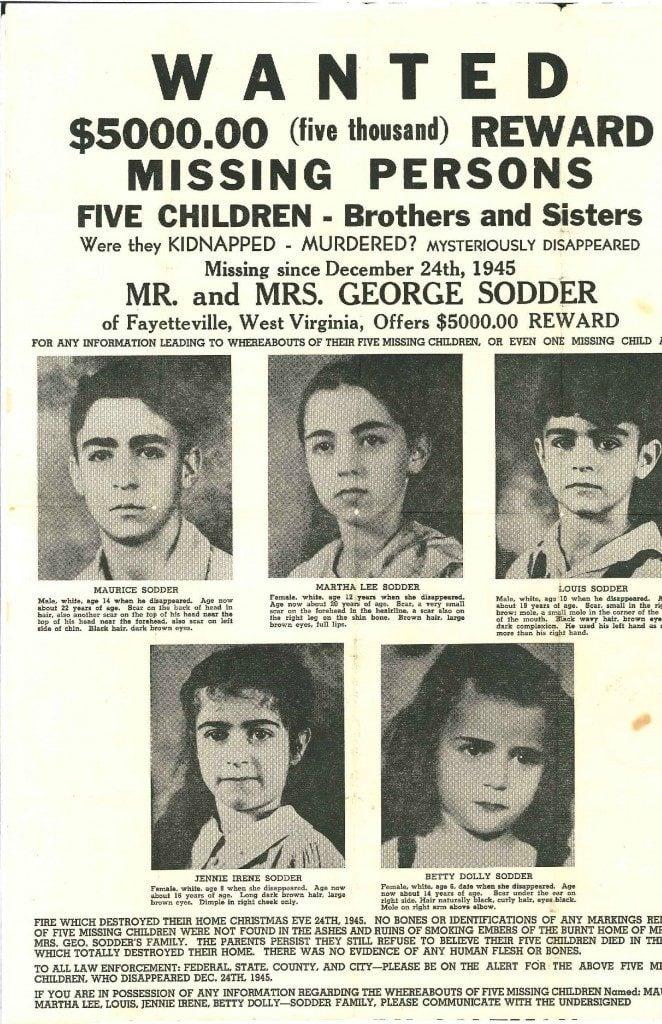 The Sodder Family Children