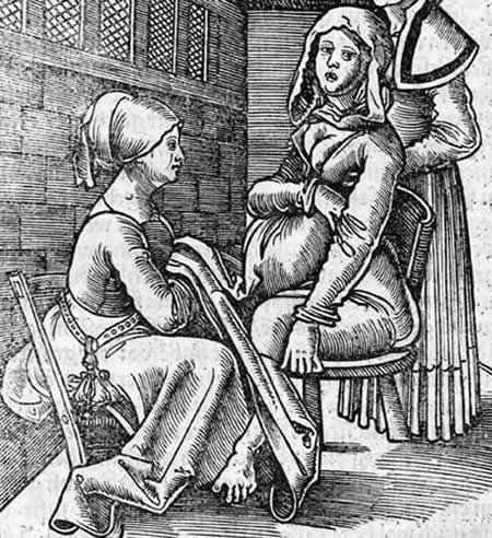 Childbirth Historical Medical Methods