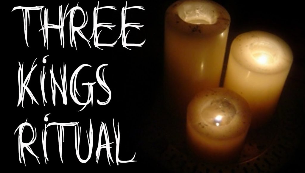 8 Haunting Paranormal Games/Rituals You Can Play With Your