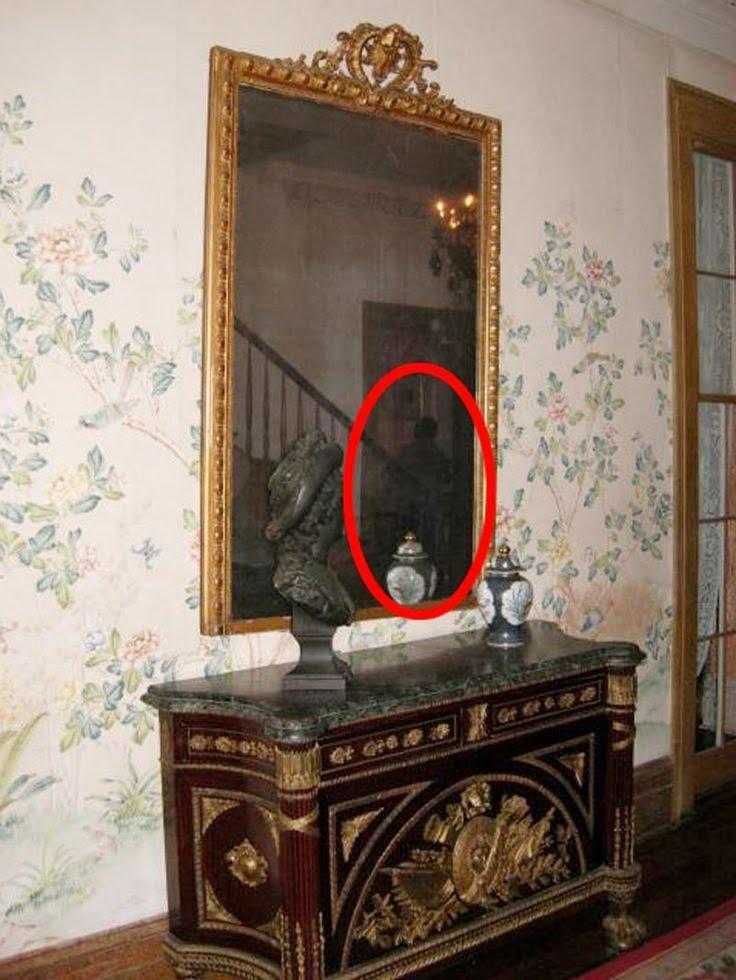 The Myrtle's Plantation Mirror