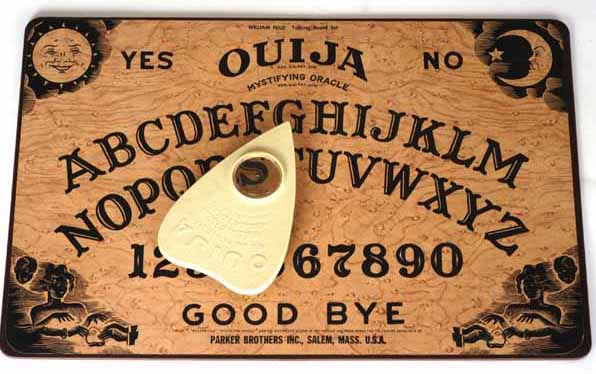The Ouija Board
