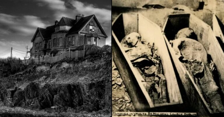 10 Terrifying Most Haunted Places in Ireland to Visit