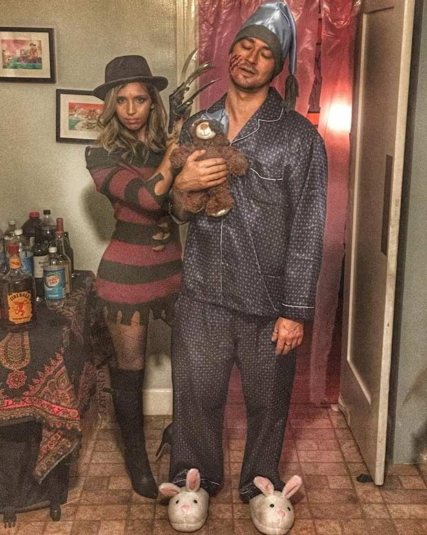 halloween costumes ideas  sc 1 st  Freaked & 50+ Halloween Costumes for Couples You Must Love To Try