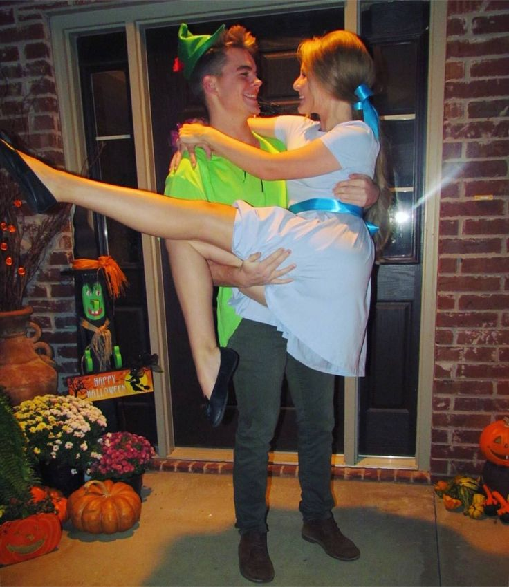 couples costumes 2017  sc 1 st  Freaked & 50+ Halloween Costumes for Couples You Must Love To Try