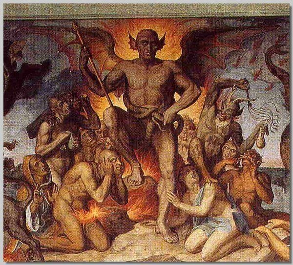 Satanic imagery