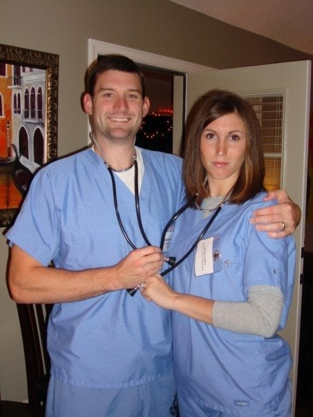 homemade costumes for couples