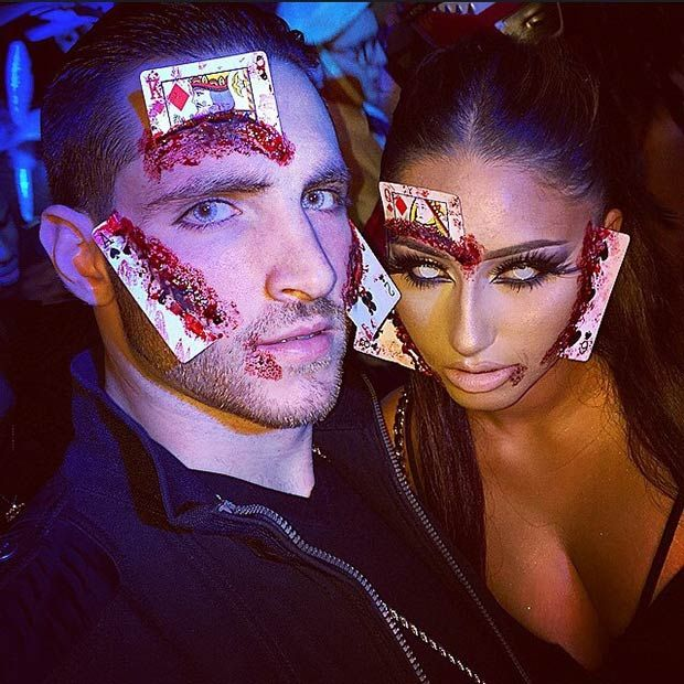 Scary Halloween Costumes Ideas For Adults.50 Halloween Costumes For Couples You Must Love To Try
