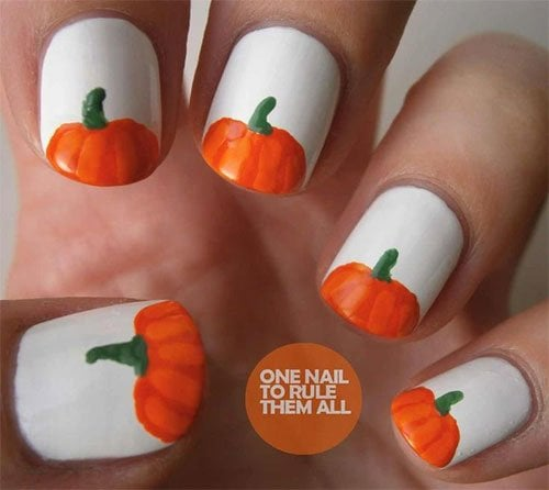 DIY Nail Art - 100+ Halloween Nail Art Design Ideas Just For You!