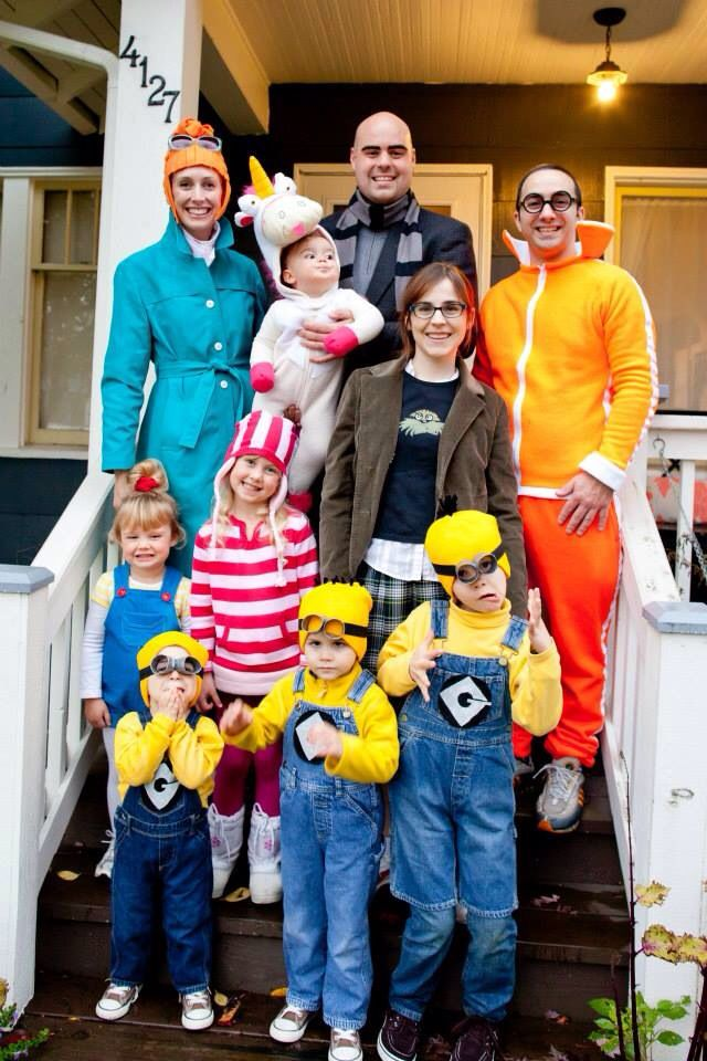 Halloween Costumes For Families 2017  sc 1 st  Freaked & 50+ Halloween Costumes for Couples You Must Love To Try