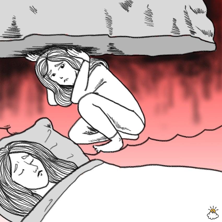 Hallucinations and Odd Dreams