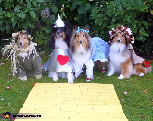 Scary Costumes For Halloween