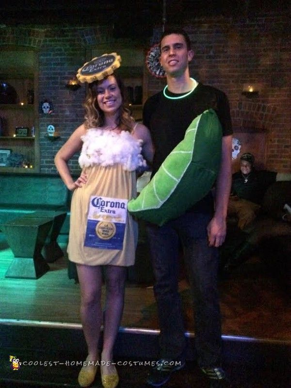 easy halloween costumes  sc 1 st  Freaked & 50+ Halloween Costumes for Couples You Must Love To Try