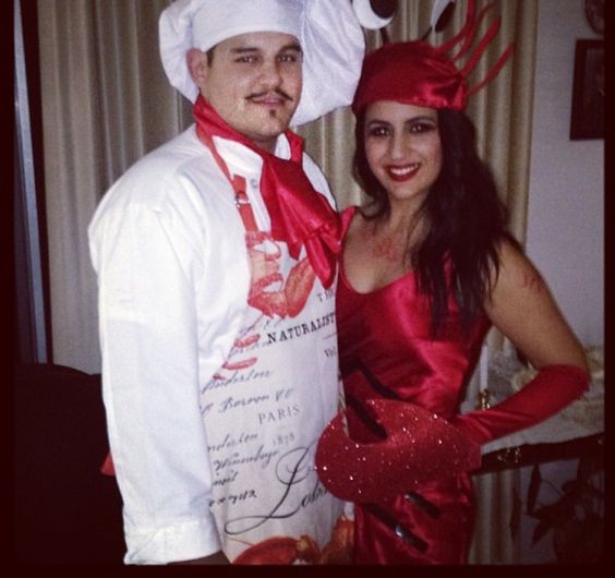 easy couples costumes