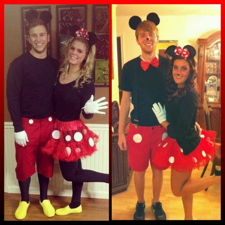 couples halloween costumes 2017  sc 1 st  Freaked & 50+ Halloween Costumes for Couples You Must Love To Try