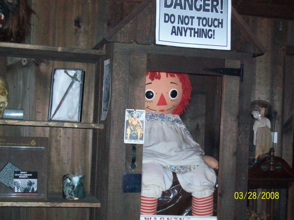 Annabelle the Demon Doll