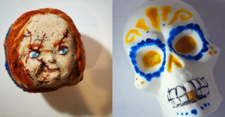 These Bath Bombs Inspired From Scary Movies That You Need To Bathe With Today