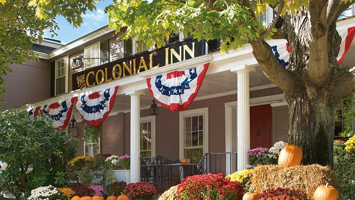 The Colonial Inn, Concord