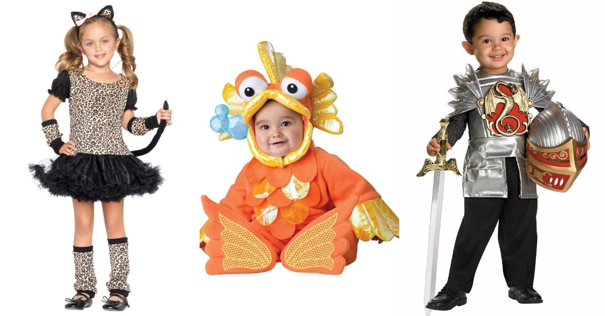 homemade halloween costumes for kids that everyone will love