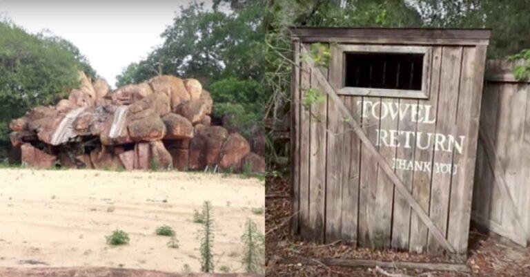 Creepy Abandoned Disney Park In Florida With Dark History