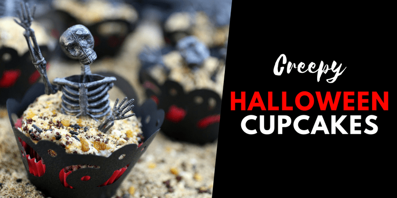 10+ Spooky Halloween Cupcake Recipes To WOW Guests