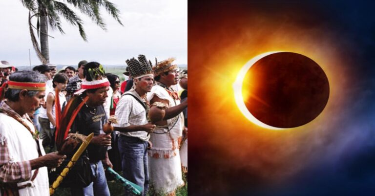 Is The Eclipse Associated With The Paranormal and The Occult?