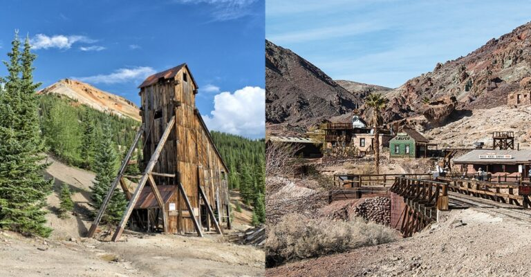 8 Creepy Ghost Towns in South California Are Waiting For You To Visit