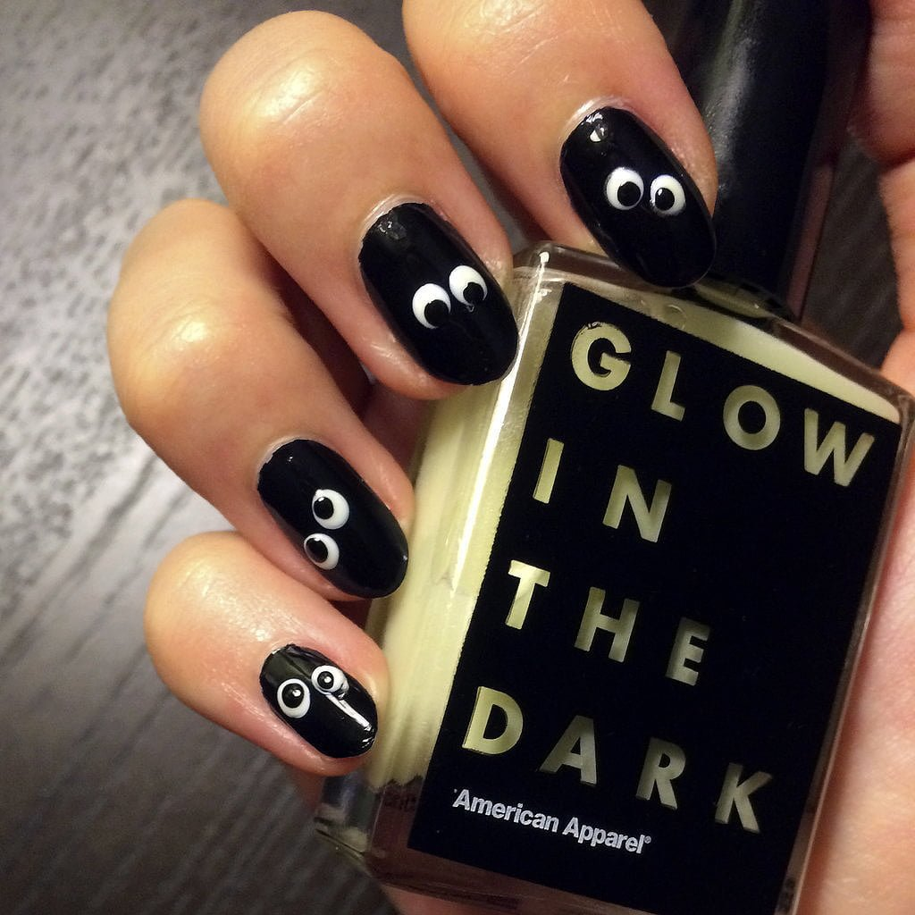 Pics Of Nail Art: 100+ Halloween Nail Art Design Ideas Just For You