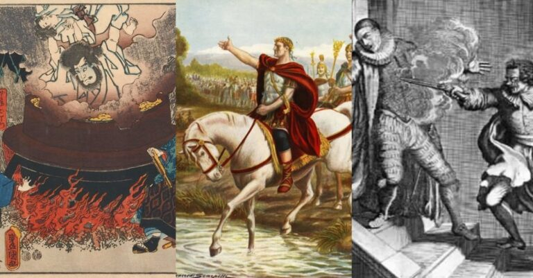10+ The Most Gruesome and Gory Deaths of All Time