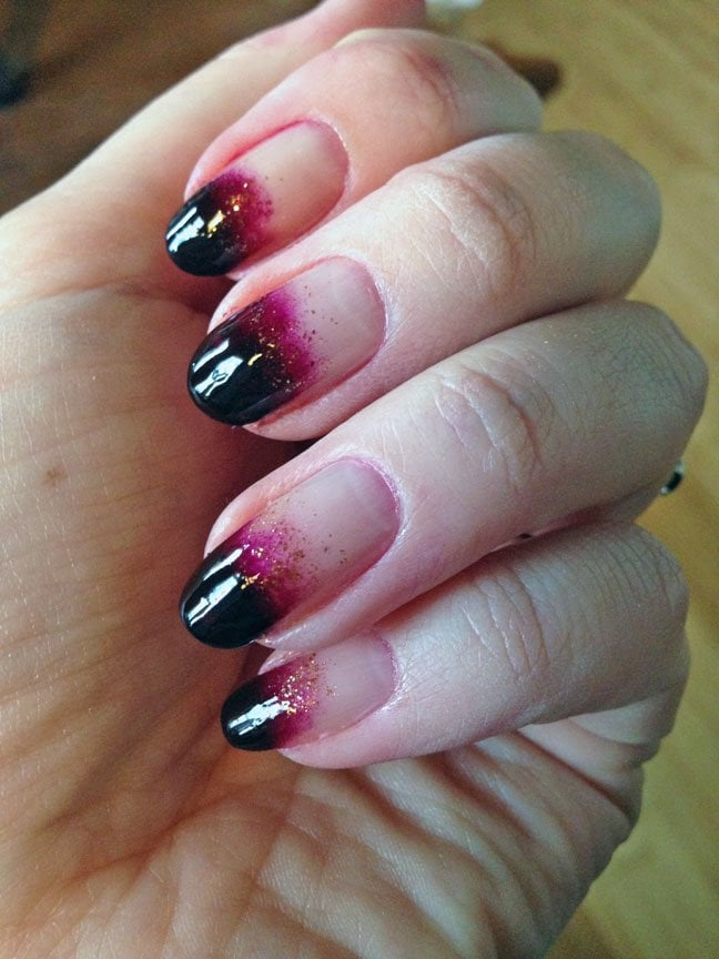 100 halloween nail art design ideas just for you scary nail art for halloween prinsesfo Choice Image